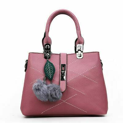 DIZHIGE Brand Fashion Fur Women Luxury Handbag