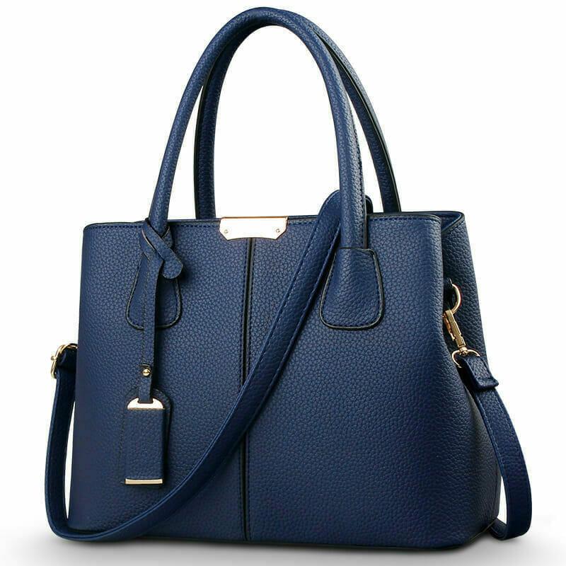 ... New Fashion Big Bag Women Shoulder Messenger Bag Ladies Handbag F403.  Hot ... d2733ddcf3e83