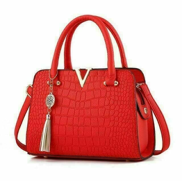 9b8fb2df9fda Luxury Crocodile leather women handbag - erushmo.com - Your Online Store
